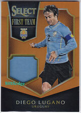 2015-16 SELECT SOCCER PLAYER-WORN SWATCH: DIEGO LUGANO #/149 URUGUAY/SAP PAULO