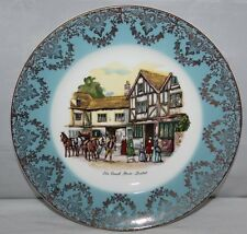 "Broadhurst Brothers - Old Coach House, Bristol - 9"" Plate"