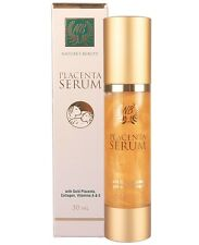 Nature's Beauty NEW ZEALAND Ovine Placenta Serum  with GOLD PLACENTA 50ml