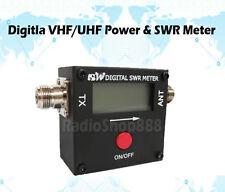 Digital VHF UHF Power & SWR Meter for Portable Handheld 2-way radioDigital VHF U