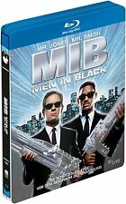 MEN IN BLACK (Tommy Lee Jones, Will Smith) Blu-ray Disc, Steelbook