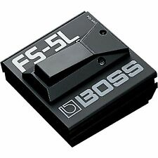 BOSS FS-5L Latching Footswitch Remote Amp Channel Switching Guitar Effects Pedal