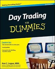 G, Day Trading For Dummies, Logue, Ann C., 047094272X, Book