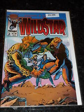 WILDSTAR Sky Zero Comic - No 3 - Date 09/1993 - Image Comic's
