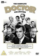 The Complete Doctor Collection Classic ITV Series 7 Discs DVD Box Set Brand New