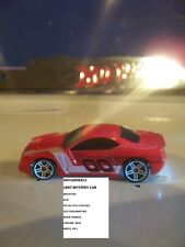 HOT WHEELS 2007 #176 -1 RAPID TRANSIT RED MYSTERY CAR LOOSE
