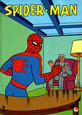 SPIDERMAN 1960s TV Show COLOR & ACTIVITY Bokk #2 Marvelmania RARE
