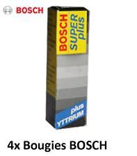 4 Bougies FR7KPP33U+ BOSCH Super+ MAZDA XEDOS 9 (TA) 2.3 24V 211 CH