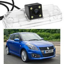 12V CCD Backup Rear View Car Camera Rear For Suzuki Swift 2013 Year