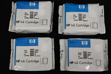 SEALED! Lot Of 4, HP Ink Cartridges, HP 88 & HP XL, Black & Magenta