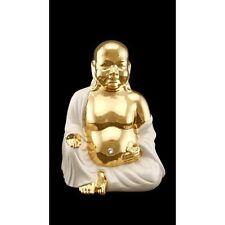 Sehr schöne Buddha Figur,Goldlegiert mit Swarovski Element