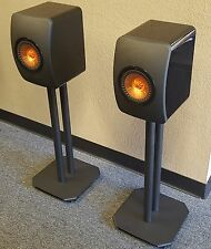 KEF LS50 all Steel Speeker Stands by Vega A/V