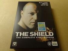 4-DISC DVD BOX / THE SHIELD - SEIZOEN 1
