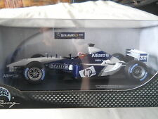 Williams F1 Team BMW FW25 Juan Pablo Montoya Hotwheels Diecast 1:18