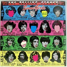 "NEW & Sealed! The Rolling Stones ""Some Girls"" LP Vinyl Record Free Shipping"