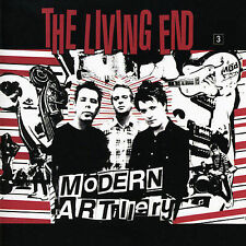 Modern Artillery [Limited] by The Living End (Punk) (CD,
