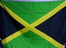 BANDIERA GIAMAICA JAMAICA GIAMAICANA JAMIAICAN FLAG JAMAICANA ECONOMICA 95 x 135