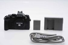 Olympus OM-D E-M1 16.3MP Mirrorless MFT Digital Camera Body                 #120