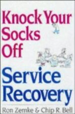 Knock Your Socks Off Service Recovery (Knock Your Socks Off Series)-ExLibrary