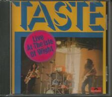 Taste  ‎– Live At The Isle Of Wight  - Early West German Polydor CD  841 601-2