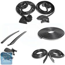 1969-70 GM B Body Weatherstrip Seal Kit - 9 Pieces @