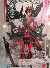 Transformers Generations WINDBLADE Thrilling 30th Classics Fan Built Female Jet