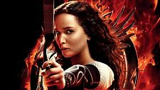 A1 KATNISS EVERDEEN BOW CATCHING FIRE HUNGER GAMES WALL ART PRINT PREMIUM POSTER