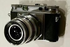 Voigtlander Prominent w/Dynaron 100mm f4.5 lens