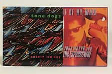 """TONE DOGS~ANKETY LOW DAY & JOHN MOORE/THE EXPRESSWAY OUT OF MY MIND 12"""" EP~NM"""
