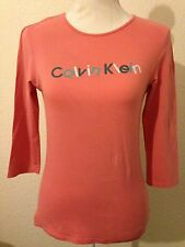 Calvin Klein Long Sleeve Top In Women's Clothing Uk Size S
