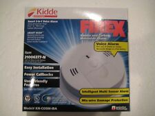 New Kidde Firex Smoke and Carbon Monoxide Voice Alarm KN-COSM-IBA