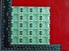 Green 20PCS SMD SMT Electronic Case Box Kits Components Storage Container #0914