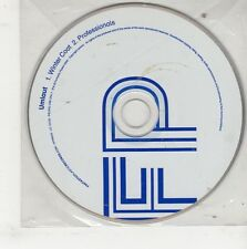 (GQ591) Umlaut, Winter Coat / Professionals - 2005 DJ CD