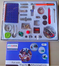 Electromagnetism -Learn with Fun Science Learning Project Do It Yourself, DIY Ki