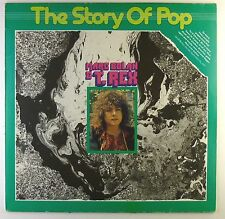 "12"" LP - Marc Bolan - The Story Of Pop: Marc Bolan & T. Rex - C824"