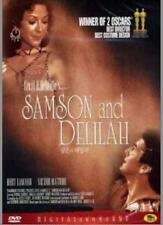 THE BIBLE COLLECTION # Samson And Delilah DVD (Sealed) ~ Hedy Lamarr