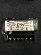 New In Box Hammond Dry Type  Reactor  RM0008N50 5.00 mH 8 Amps - Free Shipping