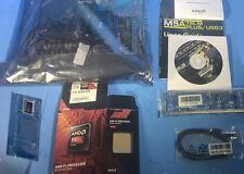 AMD FX-8320E 8-CORE CPU,Fan,8GB DualChannel DDR3 RAM PC Motherboard Bundle Combo