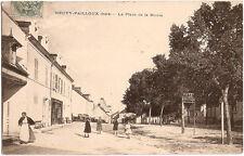 NEUVY PAILLOUX (36) - Place de la Mairie