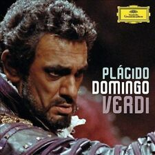 The Art Of Verdi [2 CD], Placido Domingo, New