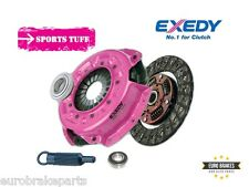 EXEDY HEAVY DUTY CLUTCH KIT FORD COURIER PE PG PH, 2.5L 4CY WL WLT Turbo DIESEL