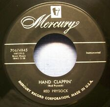 Red Prysock - Hand Clappin' - 1955 Instrumental 45 on Mercury