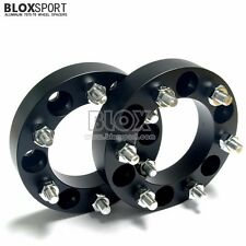 2PCS 35mm 6 Holes Aluminum 6061-T6 6 x 5.5 Wheel Spacers for Toyota Hilux 4WD