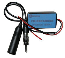 18MHz FM Band Expander Convert Japan Car Radio Worldwide Frequency Up to 108MHz