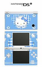 SKIN STICKER AUTOCOLLANT DECO POUR NINTENDO DSI REF 11 KITTY