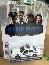 Greenlight  Hollywood Blue Bloods NYPD Ford Crown Victoria Police Interceptor