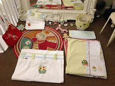 LOVELY Baby �� Boy GIRL BUNDLE MAMAS & PAPAS GINGERBREAD NURSERY BEDROOM SET
