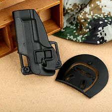 Tactical Polymer Right Handed Loop Paddle Pistol Belt Holster for Beretta 92/96