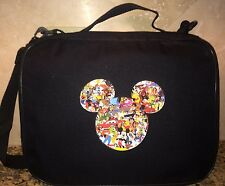 TRADING BOOK FOR DISNEY PINS Character Group Mickey Princess LARGE/MED PIN BAG