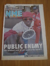 NME 1988 OCTOBER 8 PUBLIC ENEMY PROCLAIMERS DARLING BUDS ACID HOUSE DE NIRO